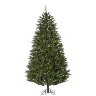 New England Pine Tree, 7.5 ft., 800 UL Clear Lights - Avenue of Oaks Decor