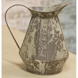 RUSTIC FARMHOUSE DECORATIVE WATER PITCHER - Avenue of Oaks Decor