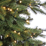 Natural Cut Seville Pine, 7.5 ft. LED Micro Lights - Avenue of Oaks Decor