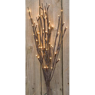 LIGHTED LED BRANCHES BATTERY OPERATED - Avenue of Oaks Decor