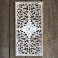 Architectural Wooden Wall Decor - Avenue of Oaks Decor