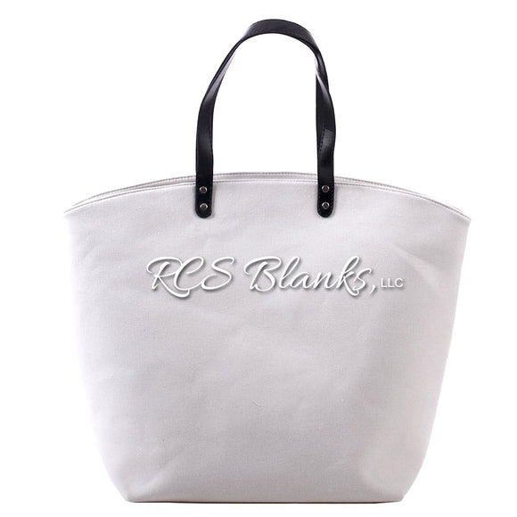 White Sport Tote Bag