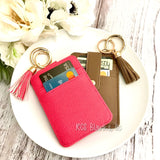 Credit Card Wallet Keychains