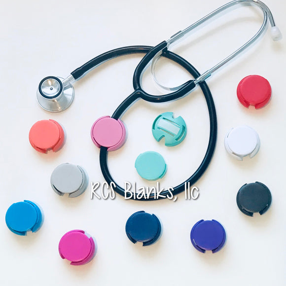 Stethoscope Name Tag ID Covers - 4 pk.