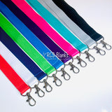 Polyester Lanyards with Clasp
