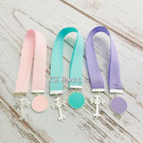 Ribbon & Cross Bible Bookmarks