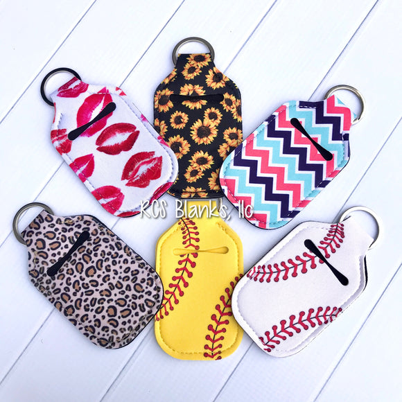 Neoprene Hand Sanitizer Holder