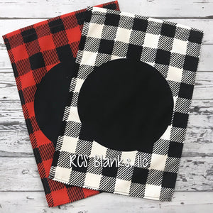 Lumberjack Buffalo Plaid Garden Flag