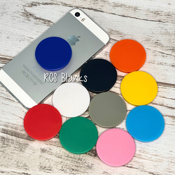 Assorted Color Phone Grips