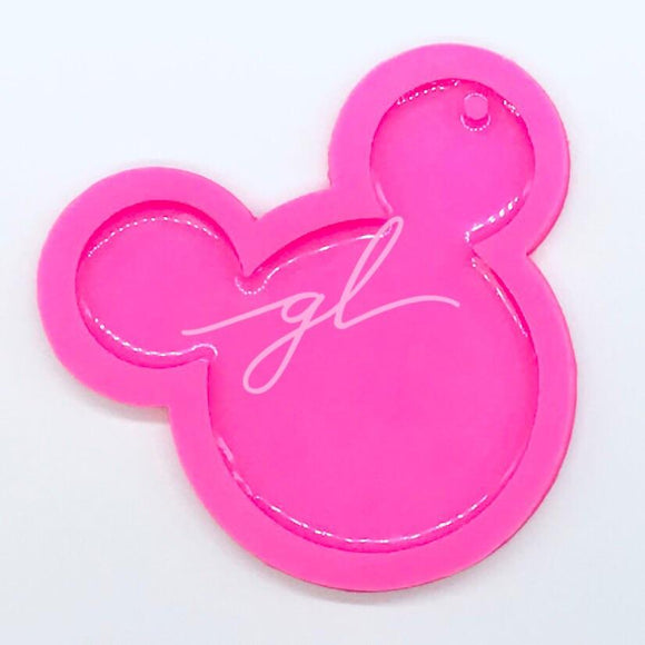 Male Mouse Silicone Mold
