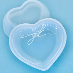 Heart Ring Dish Silicone Mold