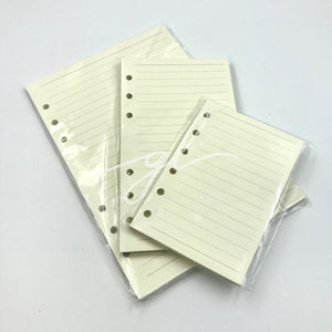 Notebook Paper Inserts
