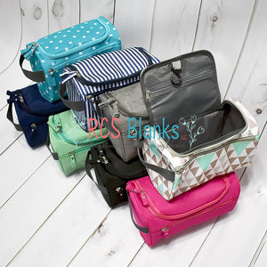 Zion Cosmetic Travel Bag