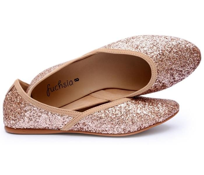True Copper Vegan - Flats