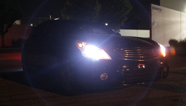 2013 Infiniti G37 Headlight