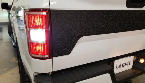2017 Ford F-150 Reverse Light