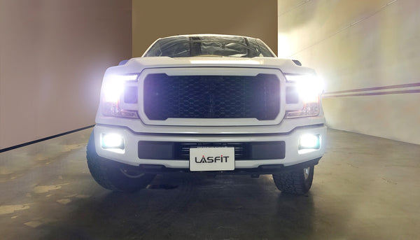 2017 Ford F-150 fog light