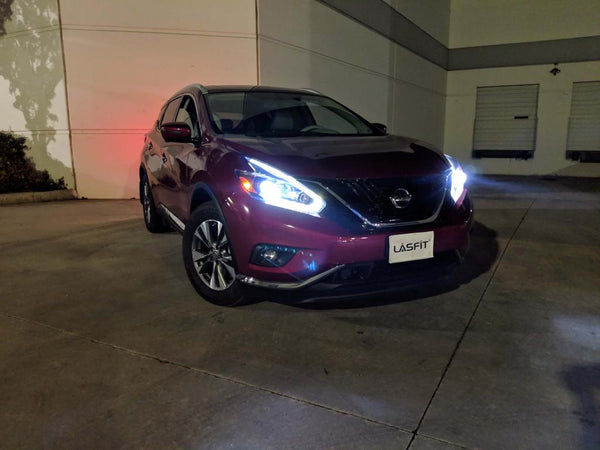 2018 nissan murano low beam