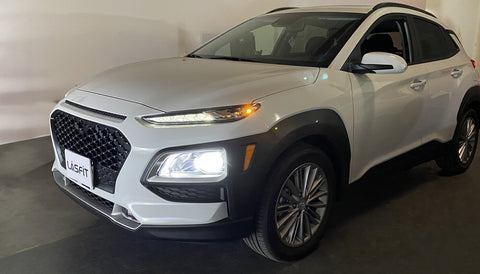 2018 2020 Hyundai Kona Light Bulb Size Upgrade Guide