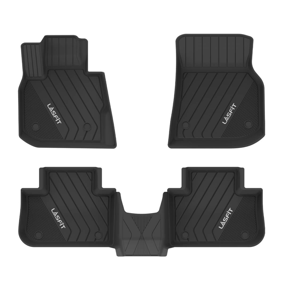 Floor Liners for BMW X3 LASFIT
