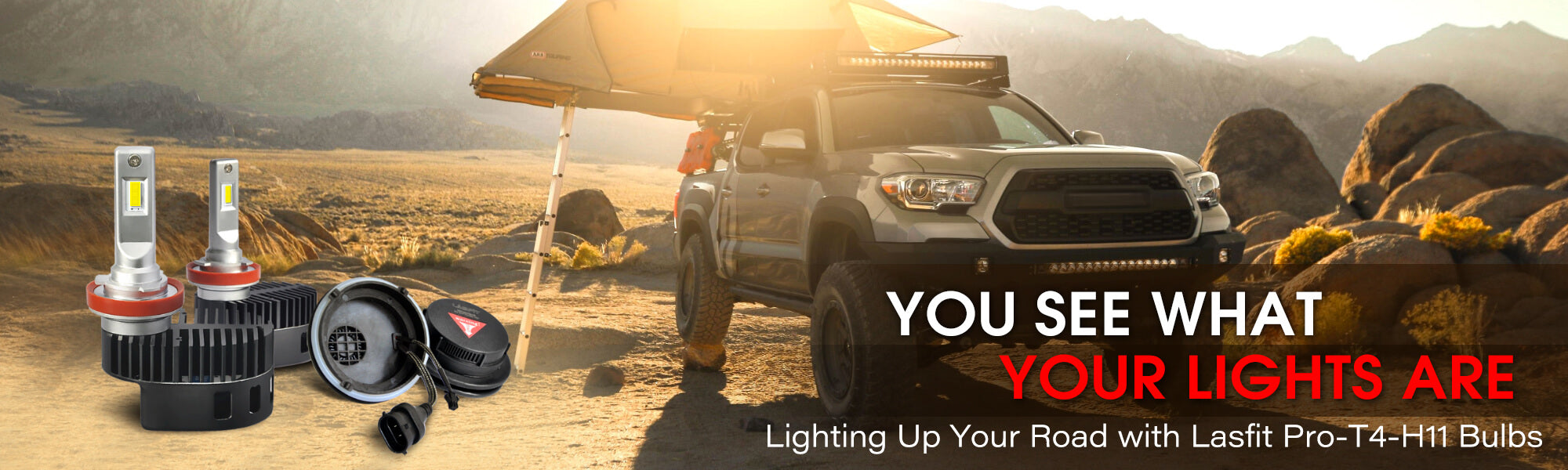 custom 4runner headlight bulbs