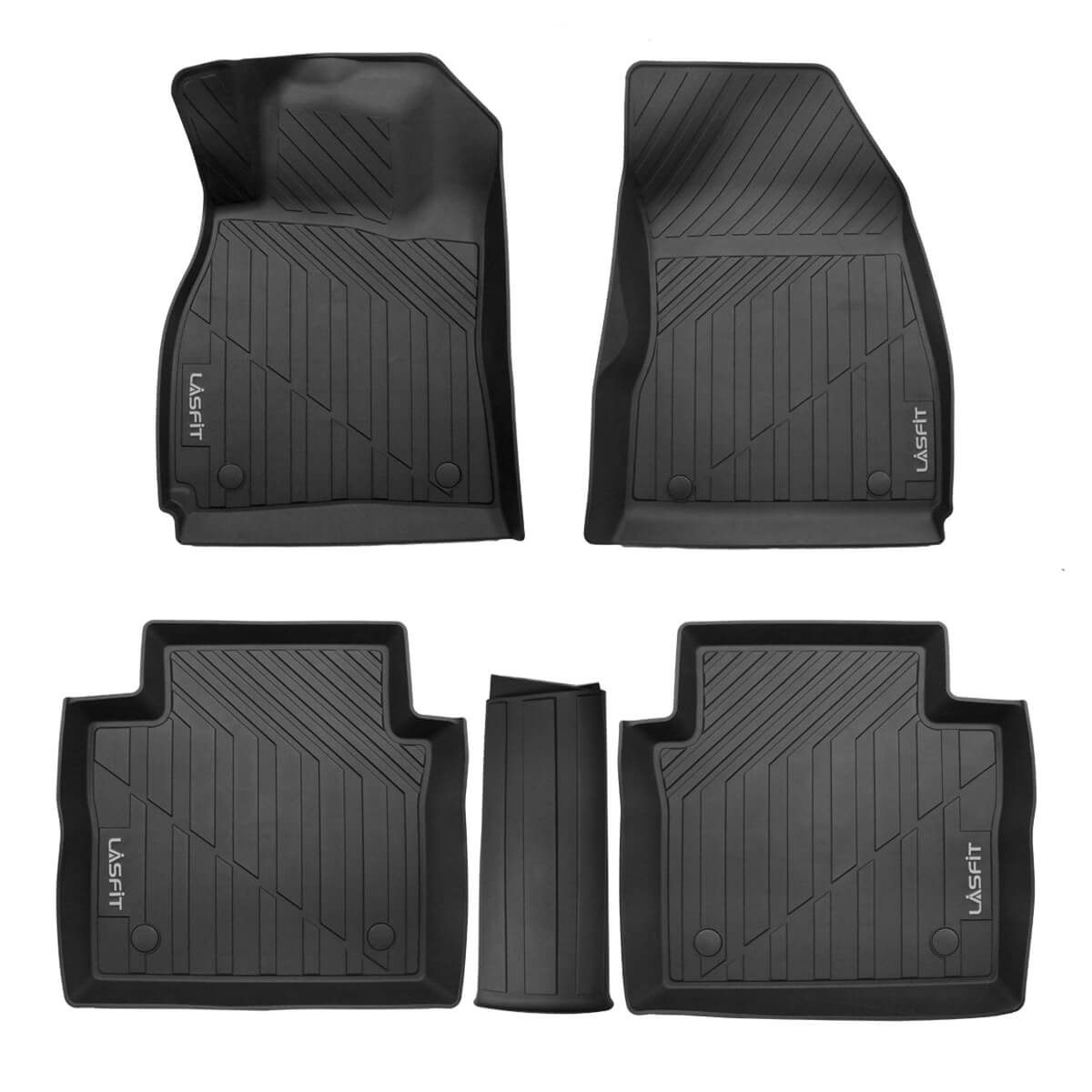 Floor Liners for Cadillac XTS LASFIT