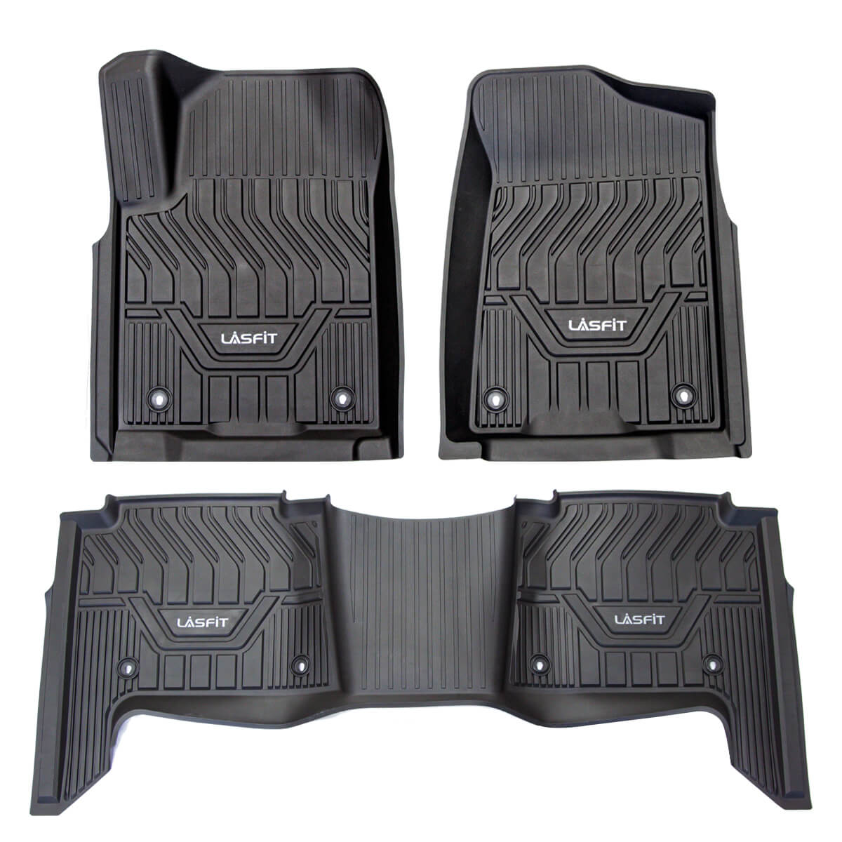 Floor Liners for Honda Civic LASFIT
