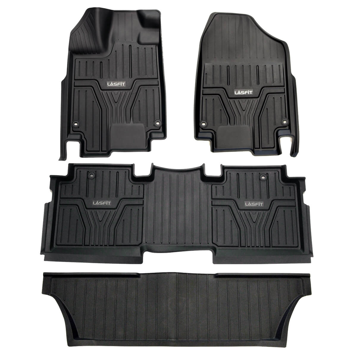 Floor Liners for Honda Odyssey LASFIT