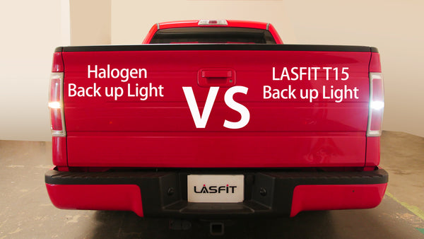 Halogen LH T15 vs LT15