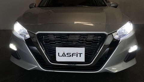 LASFIT 2019 Altima Headlight-9005 H11