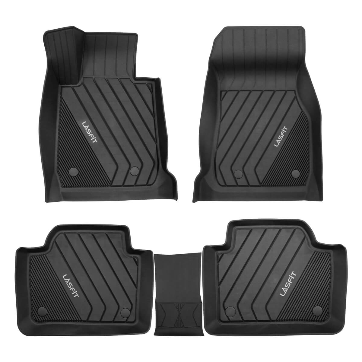 Floor Liners for BMW 3 Series LASFIT