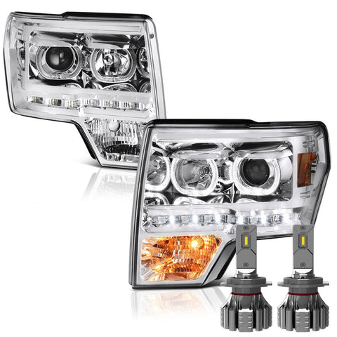 09-14-ford-f-150-smd-led-angel-eye-halo-projector-headlights