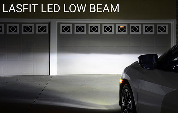 lasfit led low beam bulb