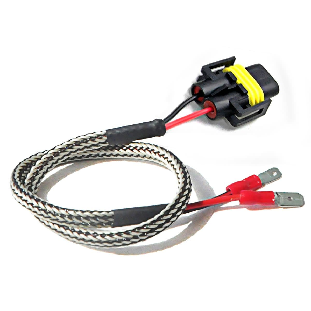 H11B H11 LED Headlight Plug Extension Cable Wiring Harness for Hyundai H Headlight Plug Wiring Diagram on