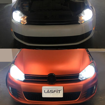 2015 vw golf led low beam light replacement bulb