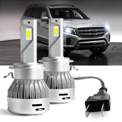 Mercedes GLS450 GLS550 led headlight low beam bulbs