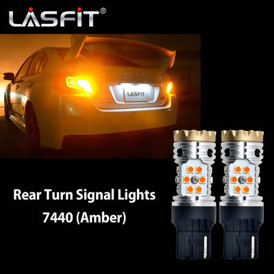 2015 2016 2017 Subaru WRX STI LED Bulbs Exterior Interior Lights