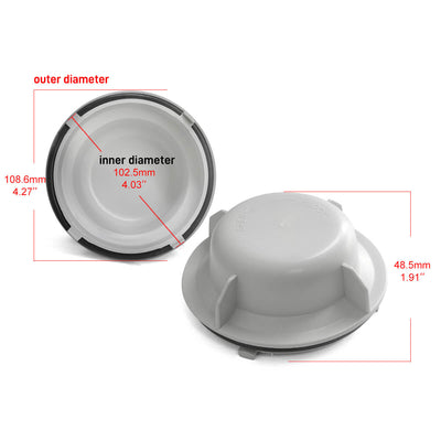 Dust Cover Headlight Extension Seal Cap Waterproof DC1041