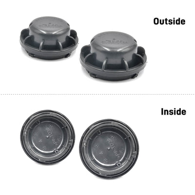 LASFIT Dust Cover Extension Plastic Seal Cap Waterproof OEM Headlight Design DC1038