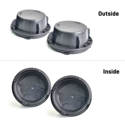 Headlight Housing Dust Cover Waterproof Seal Cap OEM Design Cadillac ATS