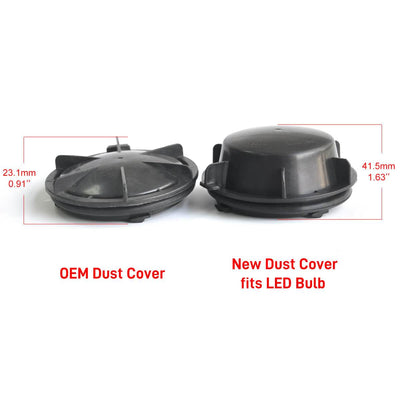LASFIT Dustproof Cover Plastic Seal Cap Waterproof OEM Design DC1001