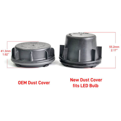 LASFIT Dust Cover Extension Plastic Seal Cap Waterproof OEM Design DC1036