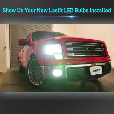 Ford F150 F-250 2009-2014 led headlight kit