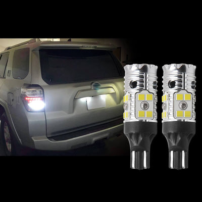 2014-2020 Toyota 4Runner Custom H11 LED Bulbs w/Dual-Cooling System Exterior Interior Lights