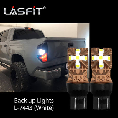 2014-2019 Toyota Tundra LED Headlight Bulbs Exterior Interior Lights