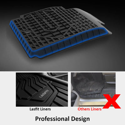 Custom Fit Floor Liners LASFIT