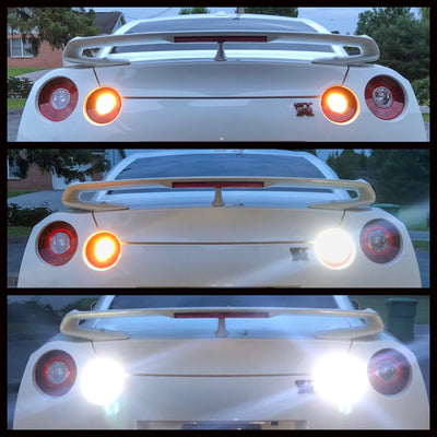 921 912 W16W LED Reverse Backup Trunk Cargo Light Bulbs