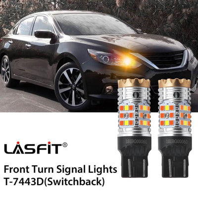 2016-2018 Nissan Altima LED Headlight Bulbs Interior Lights Plug and Play
