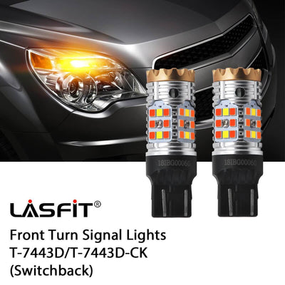 Error Free LED Turn Signal Light Fit 2010-2015 Chevy Equinox LASFIT