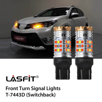 2013-2015 Toyota RAV4 LED Bulbs 9005 Exterior Interior Lights Plug n Play